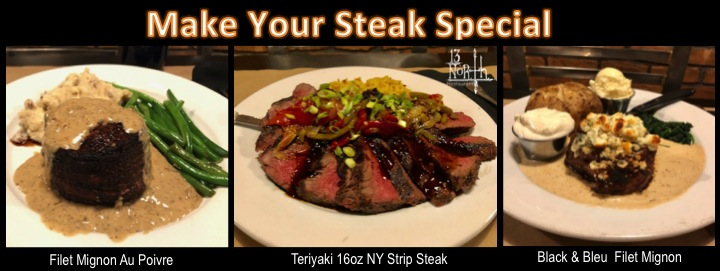 Make Your Steak Special